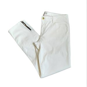 Banana Republic▪️Size 31L Skinny Ankle Zip Jeans